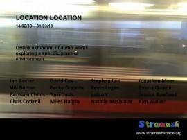 Location Location e-flyer