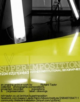SUPERIMPOSITION