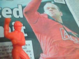 NRLA Man (Wayne Rooney)