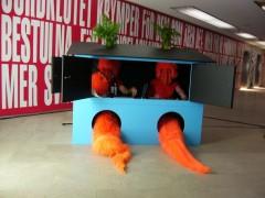 performance at Studio/Moderna Museet