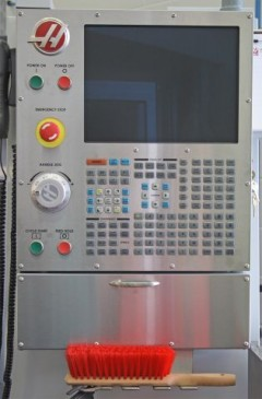 CNC Mill Control panel