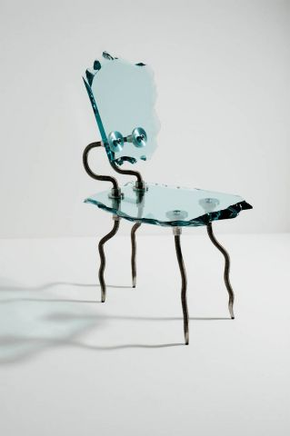 Transformations: Furniture In Glass