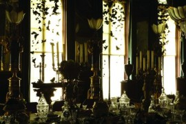 View of the Banqueting Room, Royal Pavilion
