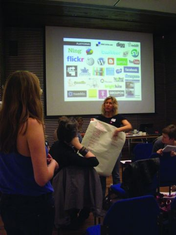Salon #6 - Publishing - the digital word and the arts