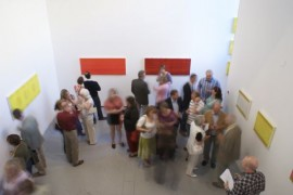 'New Land' Private View