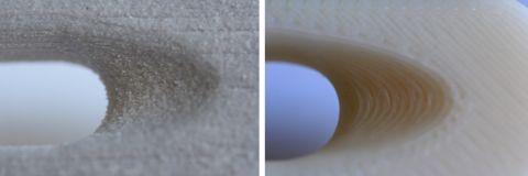 Additive Layer Comparison