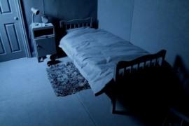 Muffled Bedroom