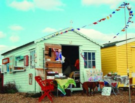 Beach Hut No10