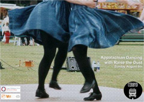 Appalachian Dancers