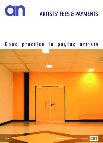 Good practice when paying artists