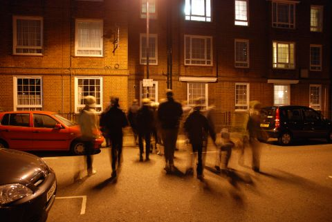 Beating the Bounds of Tabard Estate