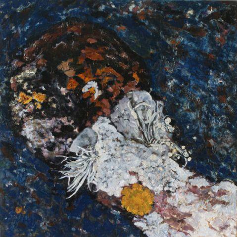Lichenscape#1-Sleeping Beauty