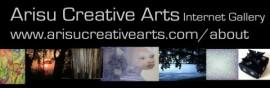 Arisu Creative Arts Gallery Banner