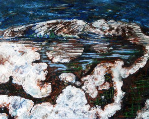 Lichenscape#2 Mudflats