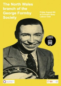 North Wales branch of the George Formby Society
