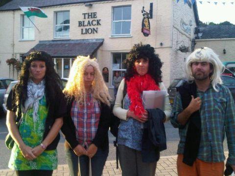 The Quiz Wigs