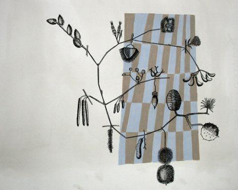 Death as a motif (No 10, Hybrid Series)