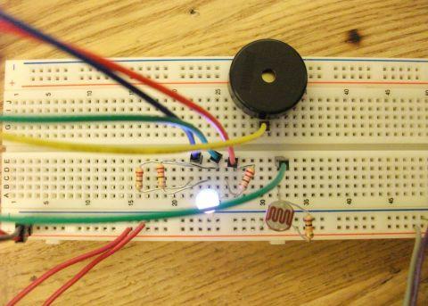 Arduino and Breadboard