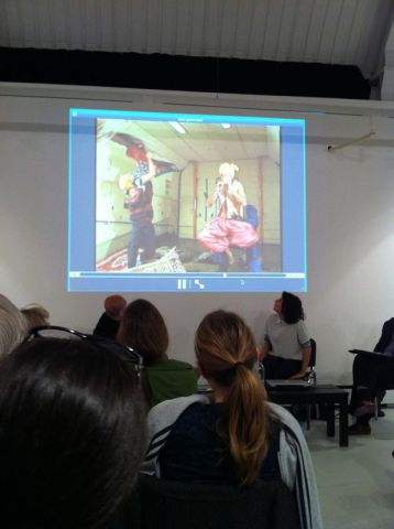 Structure and Space: Artists and curators talking event, Wysing Arts Centre
