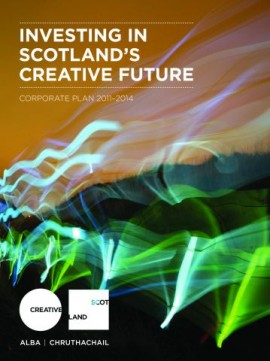 Investing in Scotland?s Creative Future