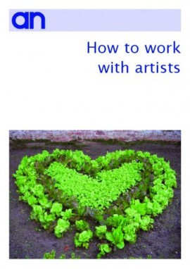 How to work with artists