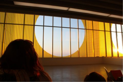 Turner Contemporary Sunset