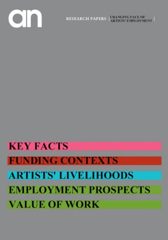 Changing face of artists employment
