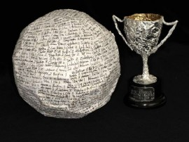 Marc Renshaw Cup and Sporting Globe