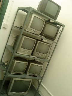 TV stack