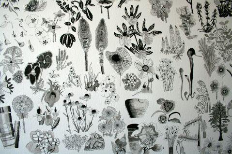 Rememberance of Plants Past - Detail
