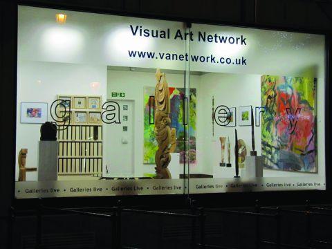 VAN Gallery, Shrewsbury