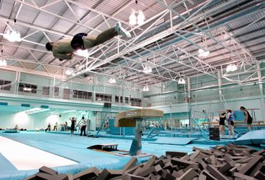 Gymnastics Centre, Loughborough University