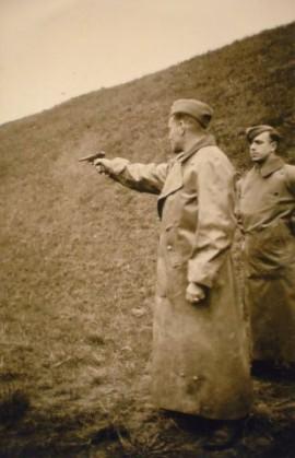 From a Second World War German album