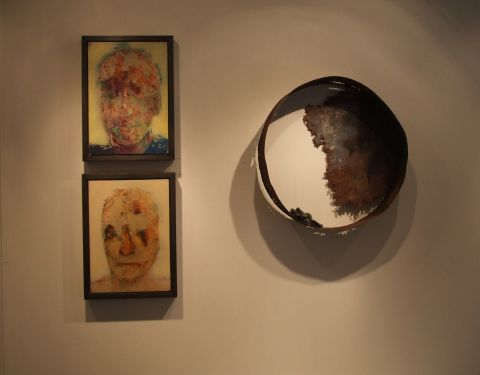 Head & Whole show, 20II, Abbey Walk Gallery