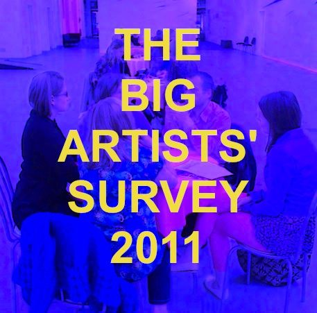The Big Artists' Survey 2011
