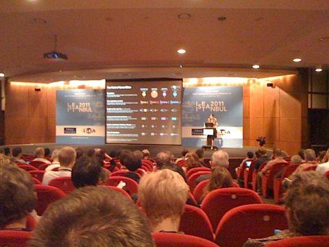 ISEA symposium in Istanbul
