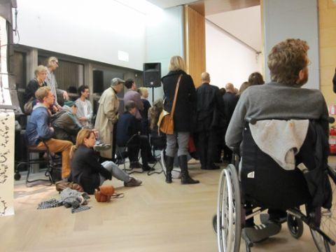 Marlene Dumas at Moderna Museet