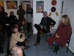 Sally Potter screening YES at Studio75