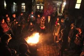 Manchester Artists? Bonfire