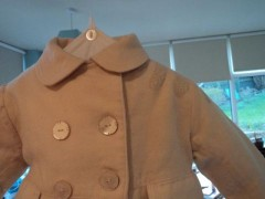 how to hang your coat up