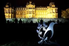 A Garden of Lantern birds