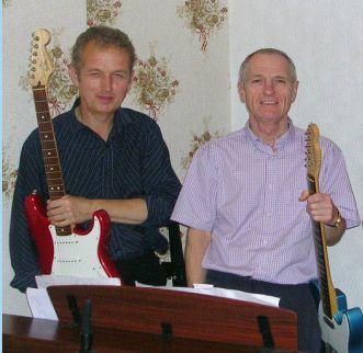 John Hart and Roland Thompson