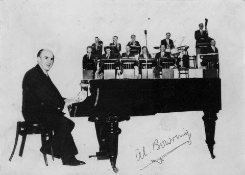 The Al Bowring Orchestra - Rink ballroom regulars