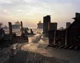 Shipbreaking #13, Chittagong, Bangladesh