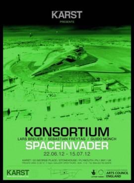KONSORTIUM | SPACEINVADER