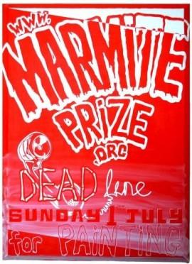 Marmite prize