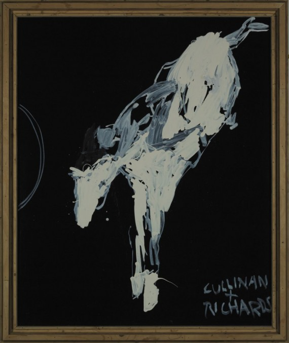 Cullinan Richards, Collapse into Abstract (black)