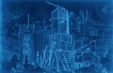 Ark Hotel, Blueprint (series)
