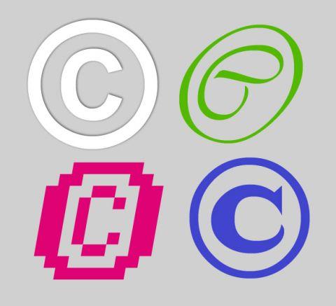 logotype/copyright