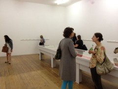 Autography private view